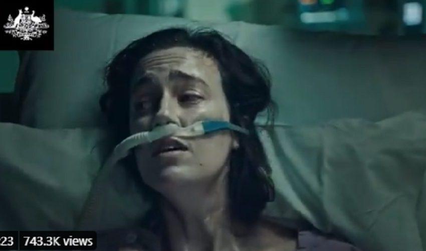 """Οργή στην Αυστραλία για τη διαφήμιση για τον εμβολιασμό που """"στοχοποιεί"""" τους νέους (vid)"""