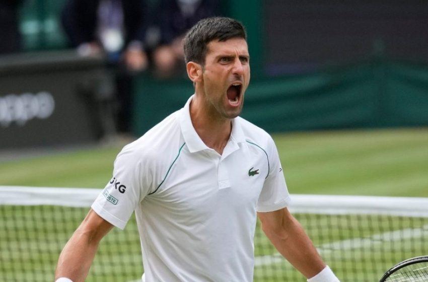 Νόβακ Τζόκοβιτς: Ιστορικό 20ό τρόπαιο Grand Slam στο Wimbledon