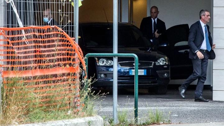 Εξιτήριο από το νοσοκομείο πήρε ο πάπας Φραγκίσκος