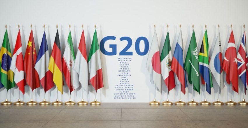 G20: «Πράσινο φως» για τον παγκόσμιο εταιρικό φόρο