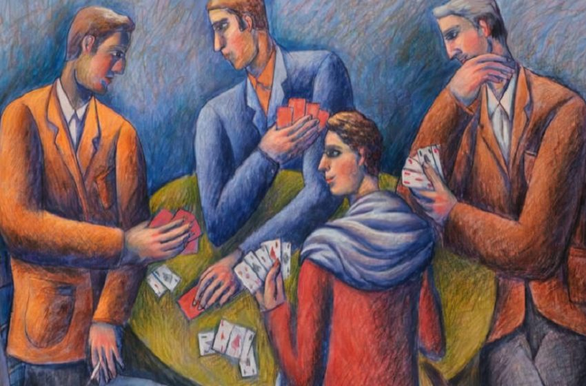 Άγγιγμα Έμπνευσης: Έκθεση εις μνήμην του Παύλου Σάμιου από την γκαλερί Alma στην Τήνο 23/7 έως 23/8