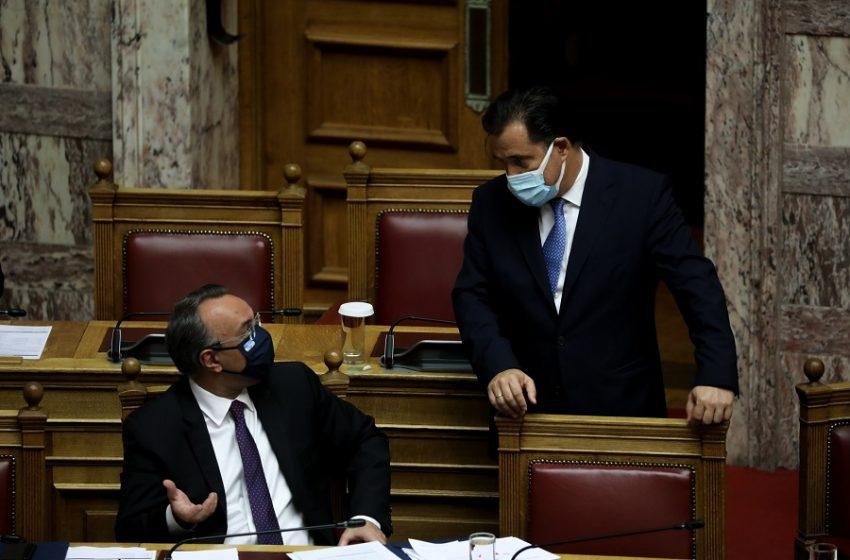 Ντόμινο αντιδράσεων μετά τη δήλωση Γεωργιάδη – Διαρροές από το ΥΠΟΙΚ για τα ταμειακά διαθέσιμα