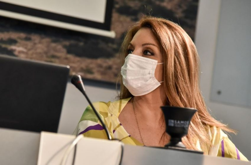 Σταματά τα τηλεοπτικά γυρίσματα η Αντζελα Γκερέκου