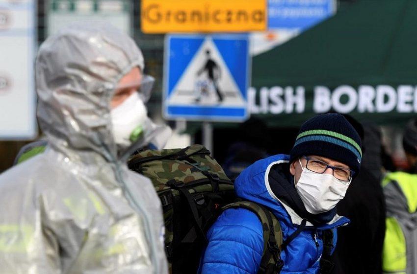"""Γερμανική κυβέρνηση: """"Όχι σε lockdown για τους εμβολιασμένους"""""""