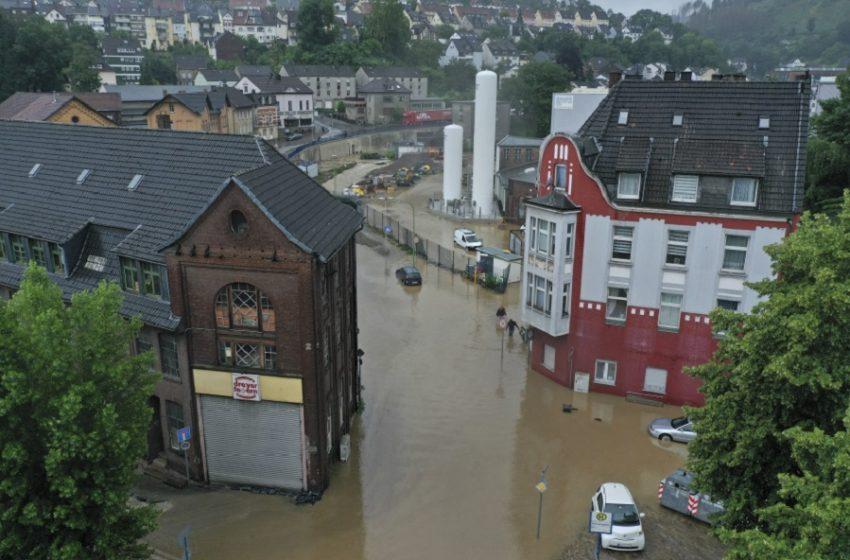 Βέλγιο: Tουλάχιστον 23 οι νεκροί από τις πλημμύρες στη Βαλλονία