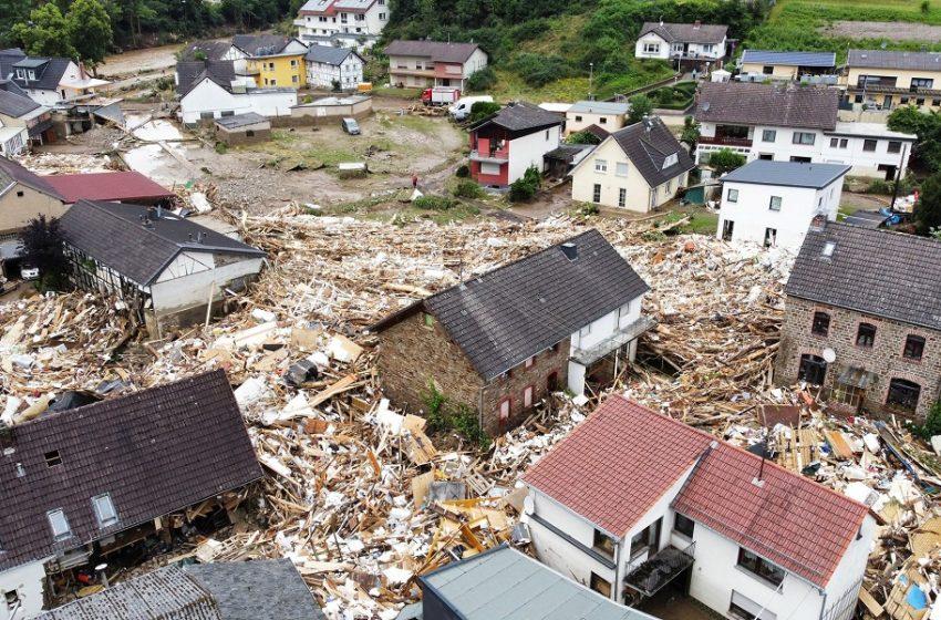 Πρωτόγνωρη θεομηνία στην κεντρική Ευρώπη: Δεκάδες νεκροί από τις πλημμύρες στη Γερμανία, τεράστιες καταστροφές (vid)