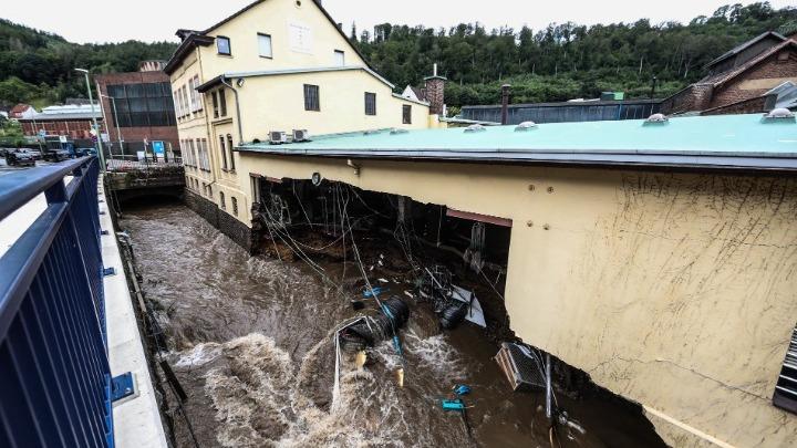 Γερμανία: Τουλάχιστον 20 νεκροί από τις πλημμύρες – Δεκάδες οι αγνοούμενοι