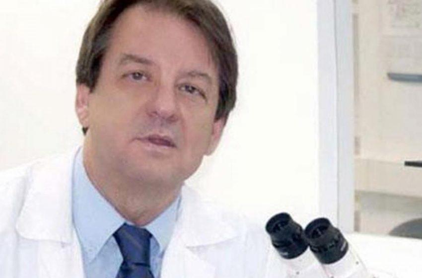 """Γραβάνης: """"Με απειλούν οι αντιεμβολιαστές"""""""
