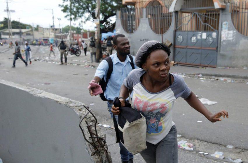 Η Αϊτή ζητά από ΟΗΕ και ΗΠΑ υποστήριξη για να διαχειριστεί το χάος