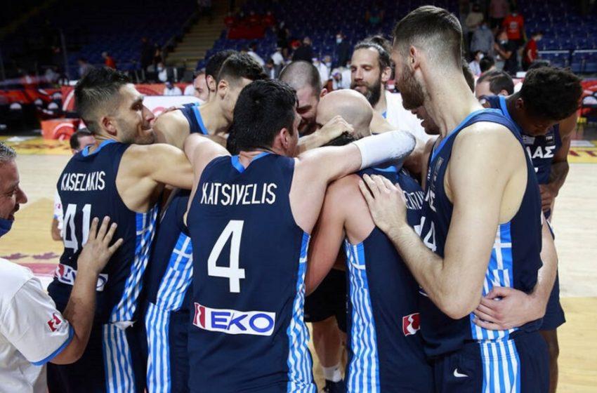 Προολυμπιακό: Ξημερώματα Κυριακής ο ημιτελικός της Εθνικής Ελλάδας με την Τουρκία