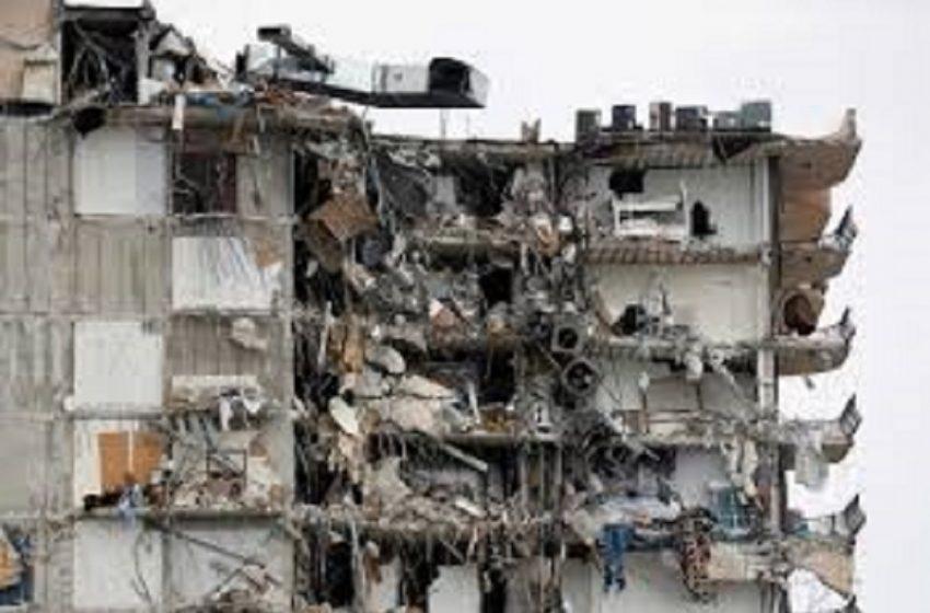 Κατάρρευση κτιρίου στο Μαϊάμι: Στους 60 οι νεκροί, 80 άνθρωποι αγνοούνται