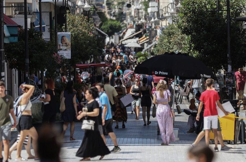 Κοροναϊός: 2.854 κρούσματα, 7 θάνατοι, 130 διασωληνωμένοι