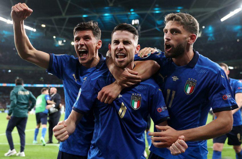 EURO 2021: Η Ιταλία η πρώτη ομάδα στον τελικό – Κέρδισε στα πέναλτι την Ισπανία