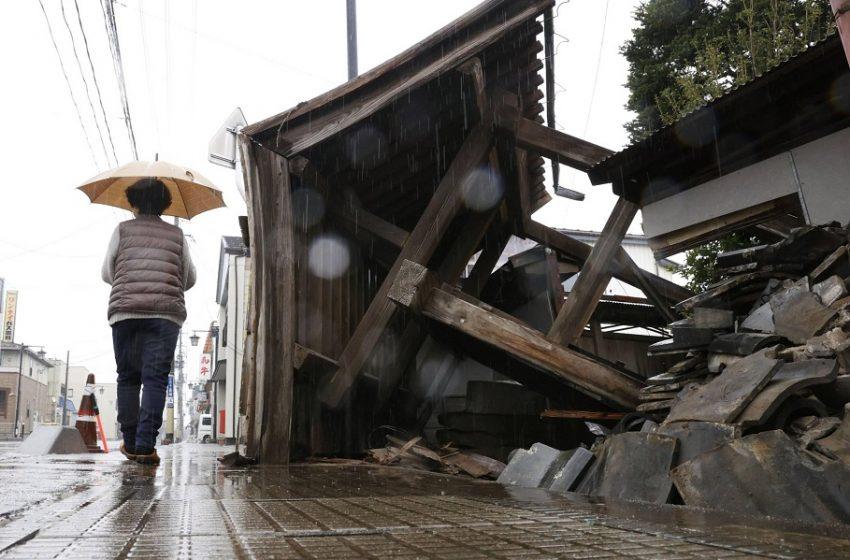 Ιαπωνία: Aγνοούμενοι και μεγάλες καταστροφές από κατολισθήσεις