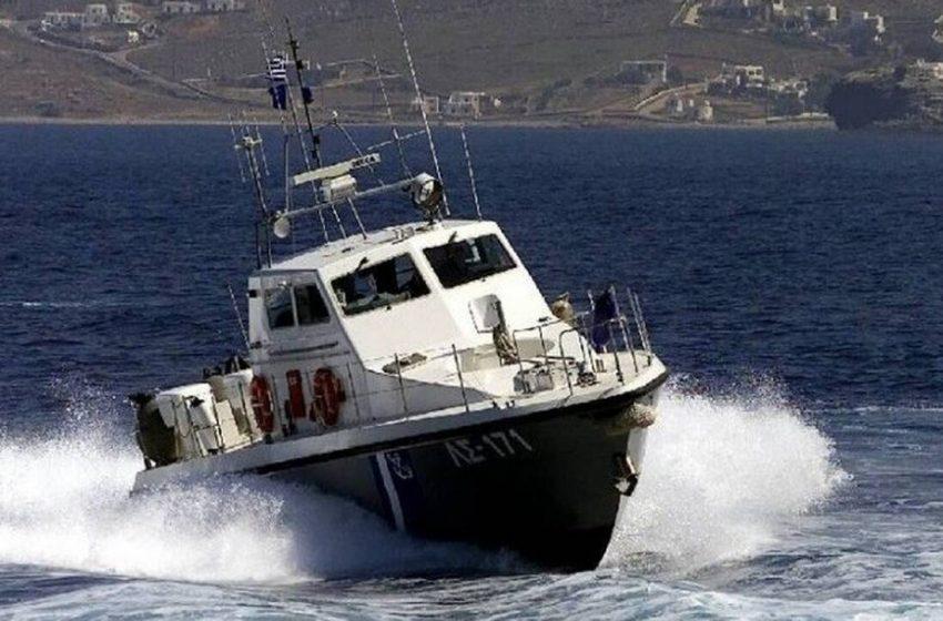 Σύγκρουση φορτηγού πλοίου με αλιευτικό