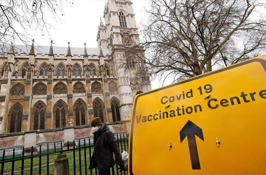 Βρετανία: Αύξηση 40,7% στον αριθμό των κρουσμάτων μέσα σε μια εβδομάδα