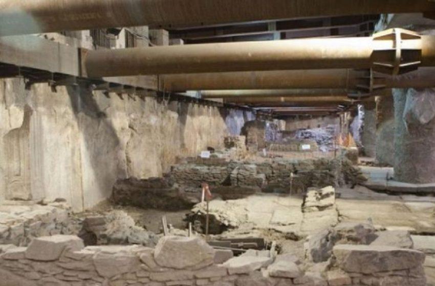 """Με απεργία και αποχή """"σταματούν"""" τα έργα στο σταθμό Βενιζέλου οι αρχαιολόγοι"""