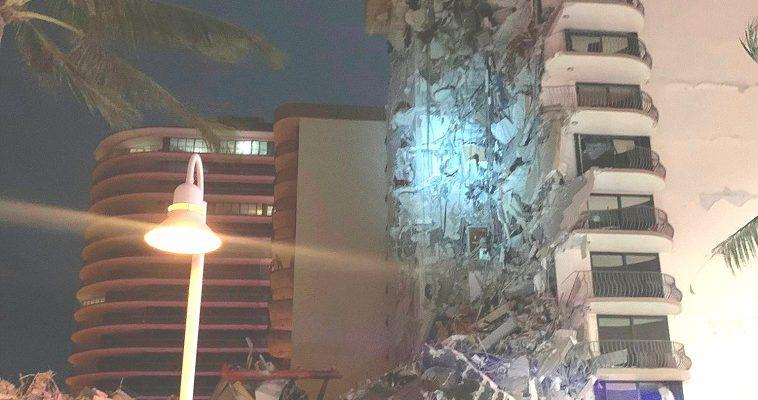 ΗΠΑ: Στους 20 οι νεκροί από την κατάρρευση της πολυκατοικίας στη Φλόριντα