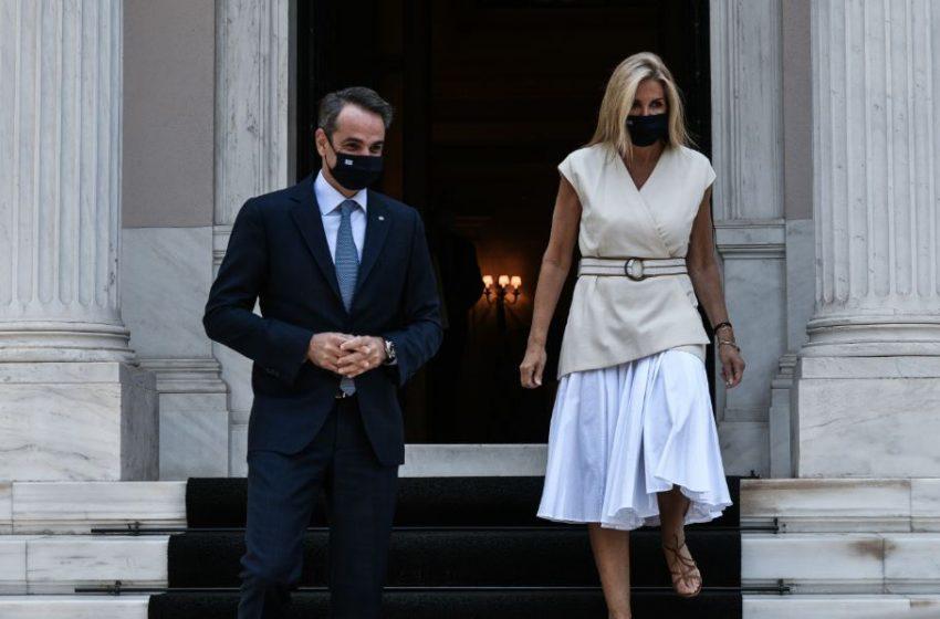 Κυριάκος και Μαρέβα Μητσοτάκη το πιο πλούσιο πολιτικό ζεύγος, σύμφωνα με τα πόθεν έσχες
