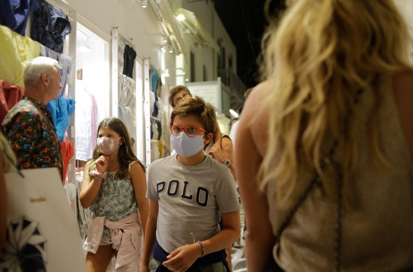 Άλλαξε όψη η Μύκονος μετά το lockdown: Υποτονική η κίνηση, ακυρώσεις από τουρίστες
