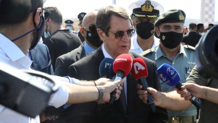 Αναστασιάδης: Θα ήθελα τον ΓΓ των ΗΕ να ήταν σαφέστερος στα θέματα της Αμμοχώστου και γενικότερα
