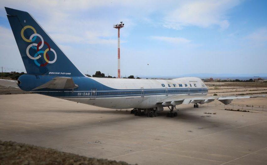 Ανεστάλη ο πλειστηριασμός για τα ιστορικά αεροσκάφη της Ολυμπιακής