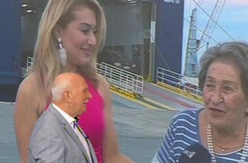 Έπος στον Παπαδάκη: Πέτυχαν την μητέρα του Ρέμου στο λιμάνι και το έριξαν στο τραγούδι (vid)