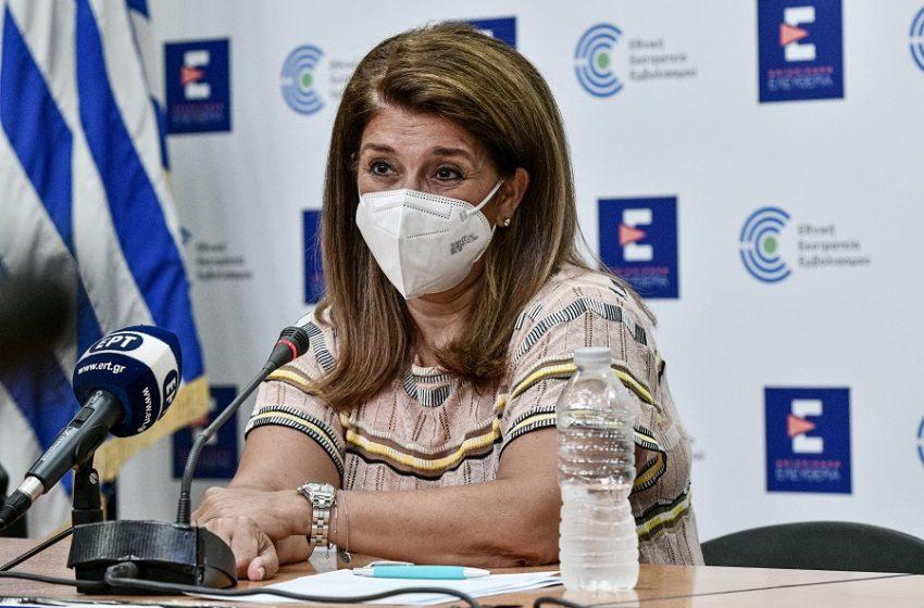 Παπαευαγγέλου στο libre: Μας ανησυχεί η έξαρση της επιδημίας σε περιοχές με χαμηλή εμβολιαστική κάλυψη