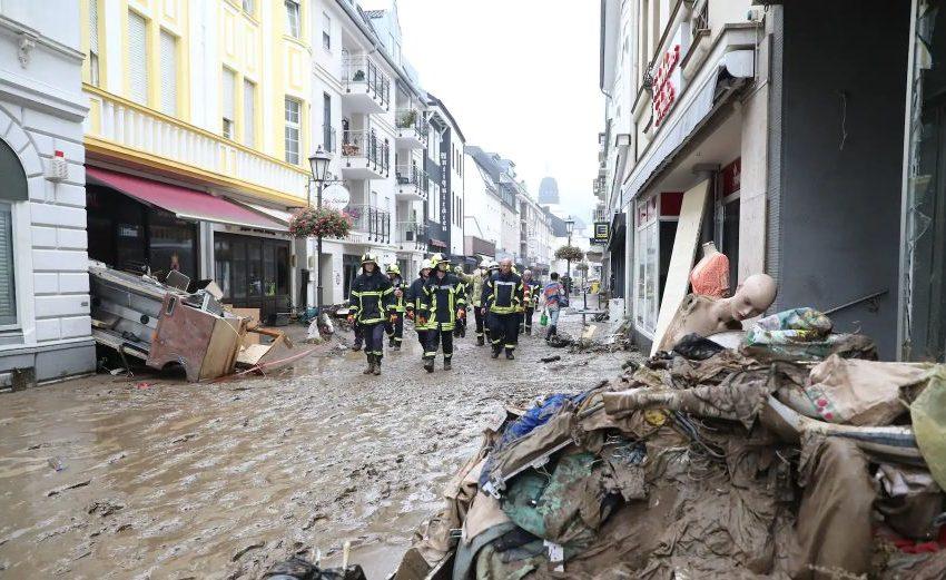 Γερμανία/ Χωρίς τέλος η τραγωδία:Ανασύρουν διαρκώς σορούς από τις φονικές πλημμύρες
