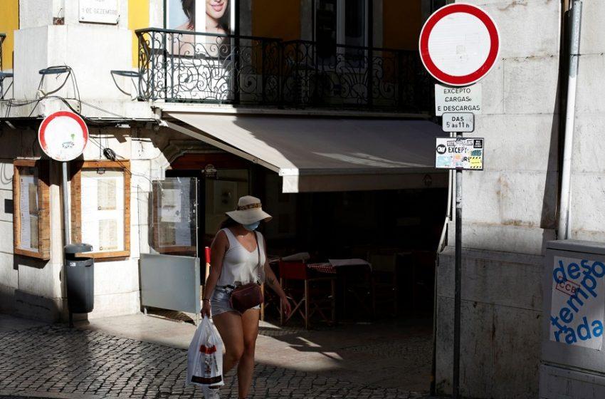 """Άσχημα νέα από την Πορτογαλία – Πισωγύρισμα με την απαγόρευση κυκλοφορίας λόγω """"ΔΕΛΤΑ"""""""