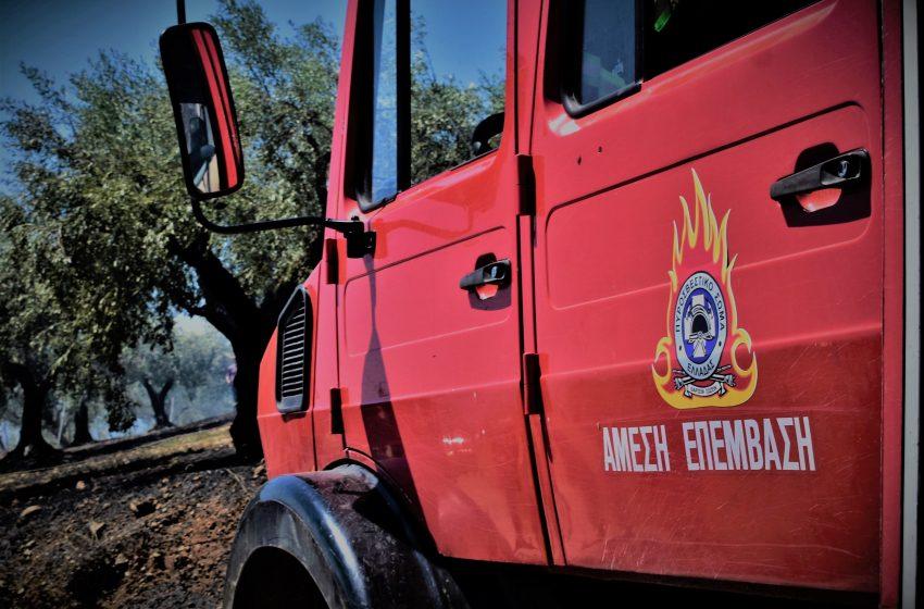 Υπό μερικό έλεγχο η πυρκαγιά στο Πανόραμα Βούλας