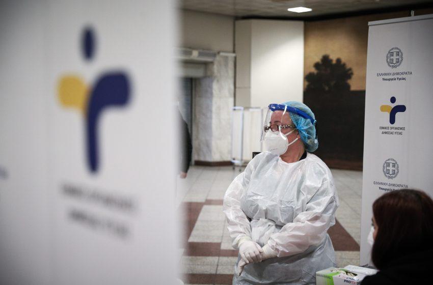 Κοροναϊός: 2.562 νέα κρούσματα και 7 θάνατοι – Στους 124 οι διασωληνωμένοι