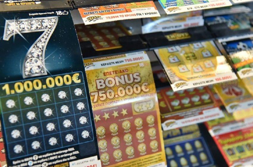 ΣΚΡΑΤΣ: Κέρδη άνω των 2,6 εκατ. ευρώ την προηγούμενη εβδομάδα