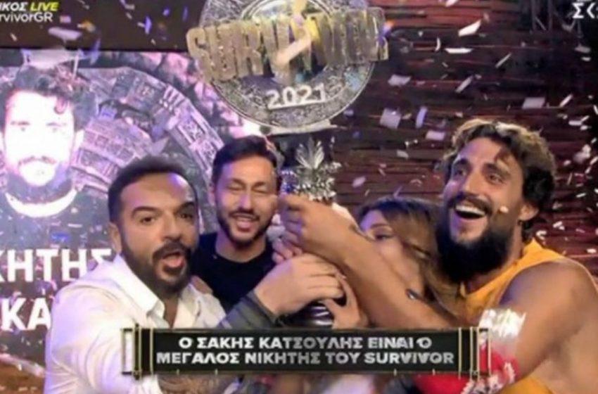 Σάρωσε σε τηλεθέαση το Survivor