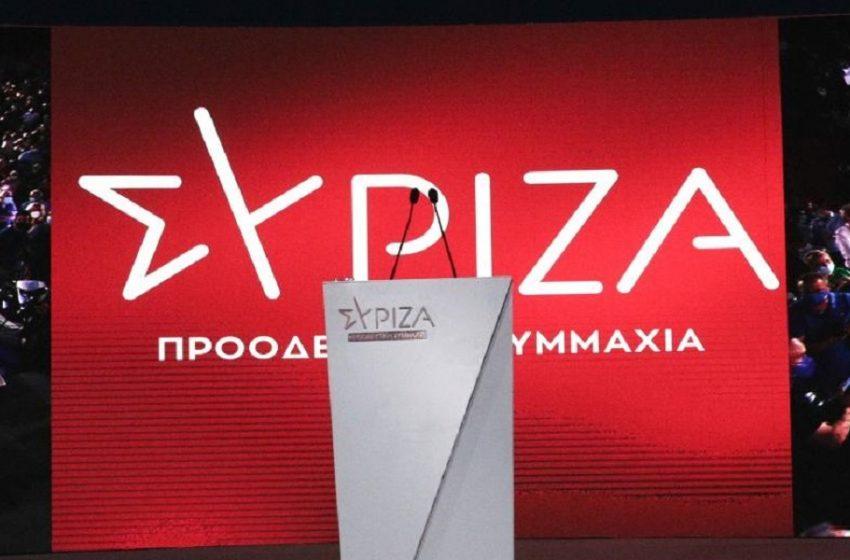 """ΣΥΡΙΖΑ: Με τη """"μεταγραφή από την Κύπρο"""" του κ. Στυλιανίδη επιβεβαιώνεται η πρωτοφανής ένδεια στελεχών της ΝΔ"""