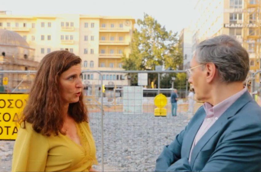 Οδοιπορικό στις αρχαιότητες της Θεσσαλονίκης από δύο κορυφαίους επιστήμονες