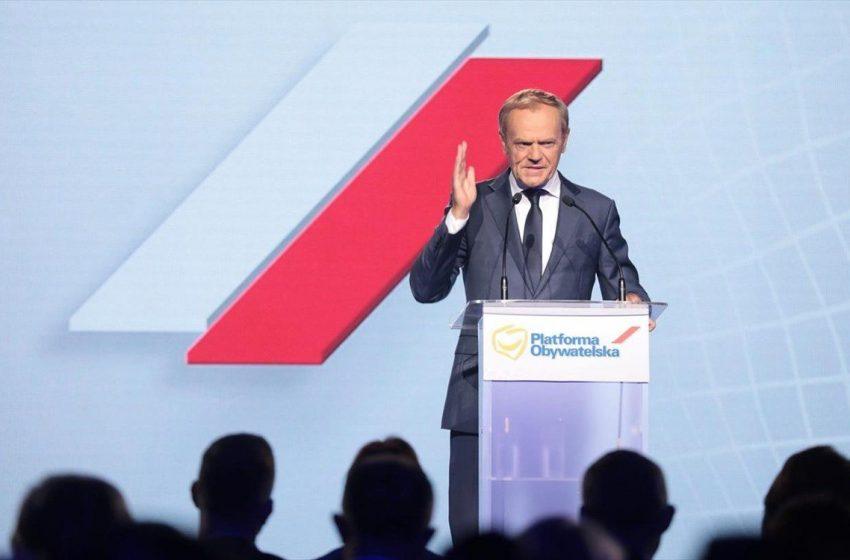 Ο Ντόναλντ Τουσκ επιστρέφει στην πολιτική σκηνή της Πολωνίας
