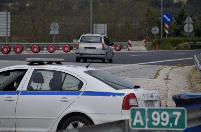 Διακοπή κυκλοφορίας σε Βαρνάβα και Ελευσίνα λόγω των πυρκαγιών