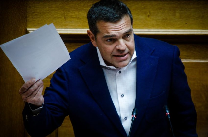 """""""Κεραυνοί"""" Τσίπρα: """"Εκ προ μελέτης έγκλημα ο αποκλεισμός 30.000 υποψηφίων στις εξετάσεις – Ντιλάρατε με τα κολέγια"""""""