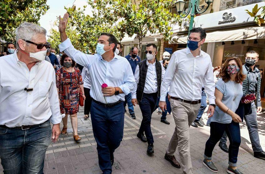 Σε εκλογικό συναγερμό ο ΣΥΡΙΖΑ ΠΣ – Περιοδείες, στρατηγική κυριαρχίας στο μεσαίο χώρο, πίεση στο ΚΙΝΑΛ