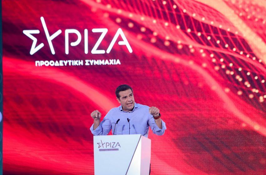 Τσίπρας: Δεν φτάνει να πενθούμε και να οργιζόμαστε, οφείλουμε να δράσουμε