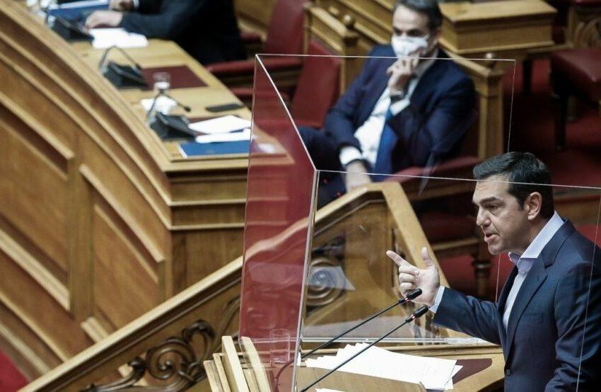 """Σύγκρουση Μαξίμου-ΣΥΡΙΖΑ για τα περί """"υγειονομικού σαμποτάζ"""" που είπε ο πρωθυπουργός- Ξανθός:""""Άθλιος, τοξικός και αναληθής ο ισχυρισμός"""""""