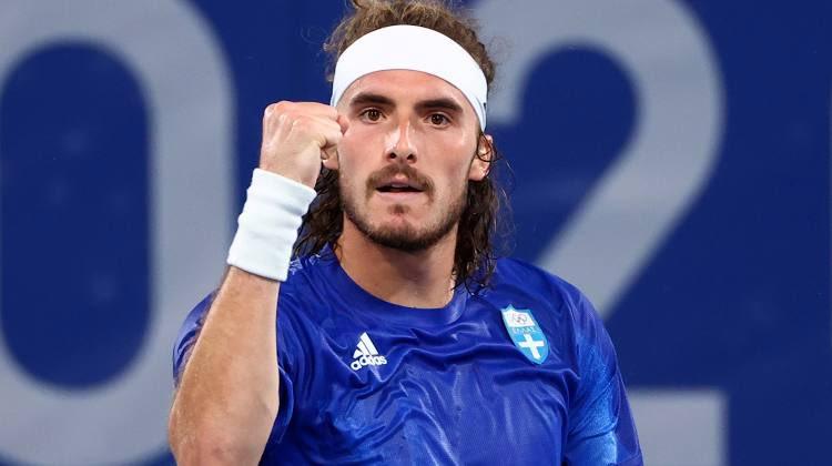 Ο Τσιτσιπάς προκρίθηκε στα ημιτελικά του Western & Southern Open στο Σινσενάτι (vid)