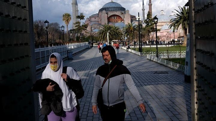 """Τουρκία: Τριπλασιασμός των κρουσμάτων """"Δέλτα"""" σε μία εβδομάδα"""