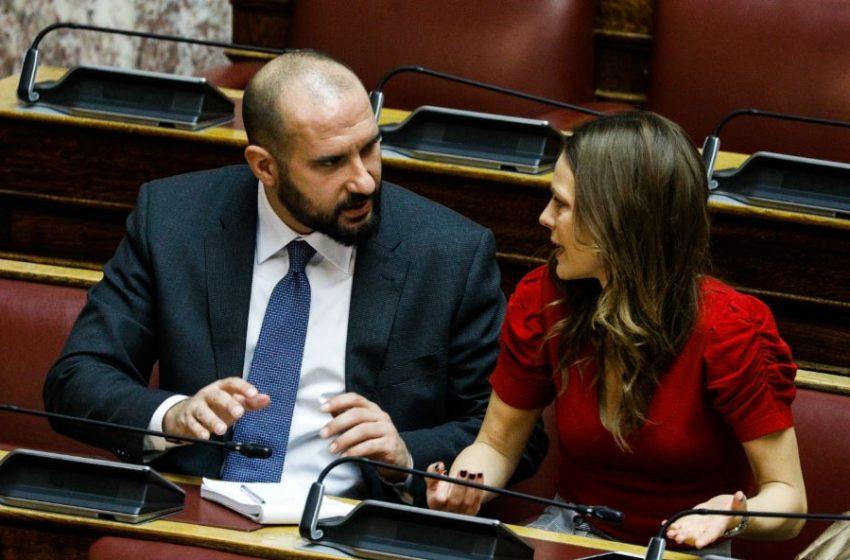 Γονείς η Έφη Αχτσιόγλου και ο Δημήτρης Τζανακόπουλος