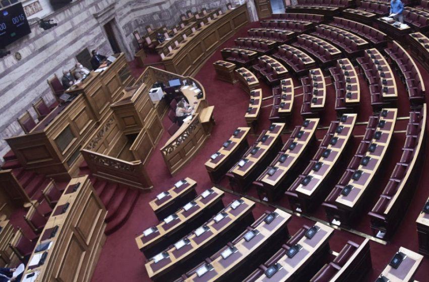 Δεκτό κατά πλειοψηφία το σχέδιο νόμου για τους πόρους του Μηχανισμού Ανάκαμψης