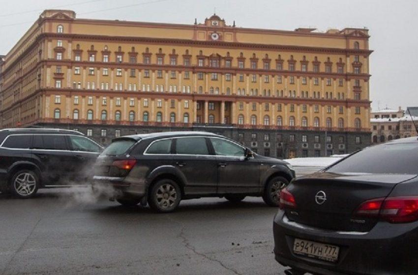 Η Ρωσία απελαύνει τον πρόξενο της Εσθονίας που συνελήφθη με απόρρητα έγγραφα