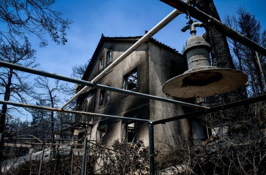 Βιβλική καταστροφή στην Αττική: Χιλιάδες στρέμματα έγιναν στάχτη, μετρούν τις πληγές τους οι κάτοικοι
