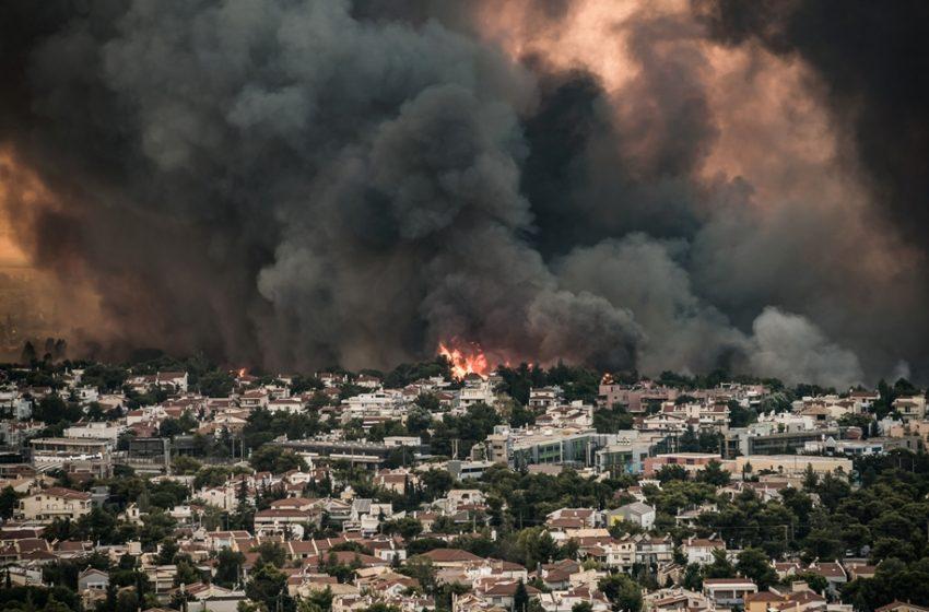 Δ/ντής Αστεροσκοπείου: Χλευάστηκε η πρότασή μας για τις αργίες λόγω καύσωνα- Στην Βαρυμπόμπη έπνεαν άνεμοι 2-3 μποφόρ