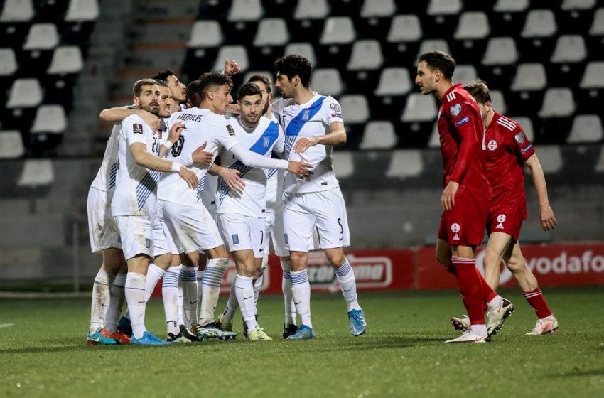 Εβδομάδα εθνικών ομάδων με προκριματικά του Παγκοσμίου Κυπέλλου